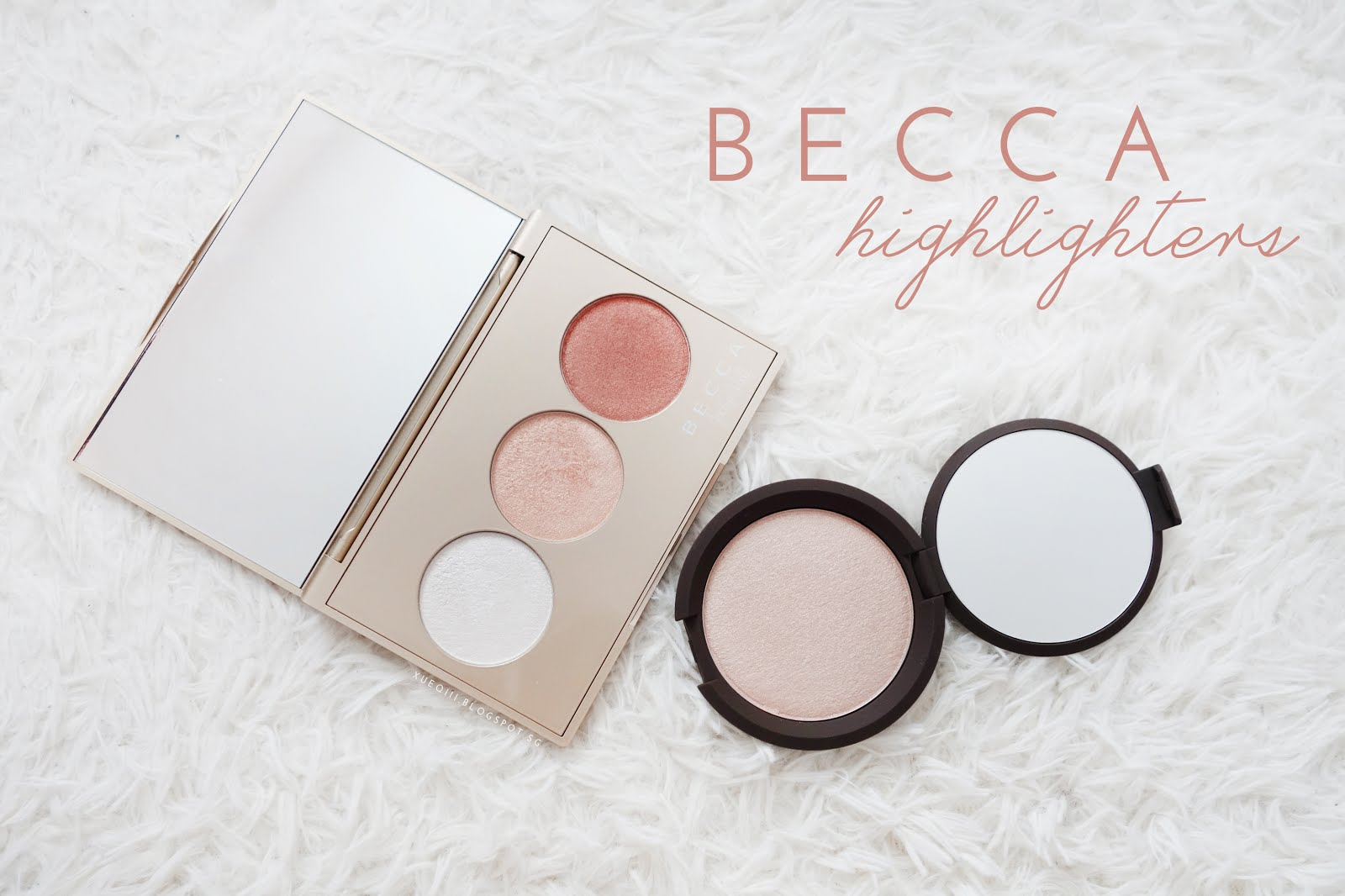 Jaclyn Hill x Becca Holiday Palette in Champagne Glow