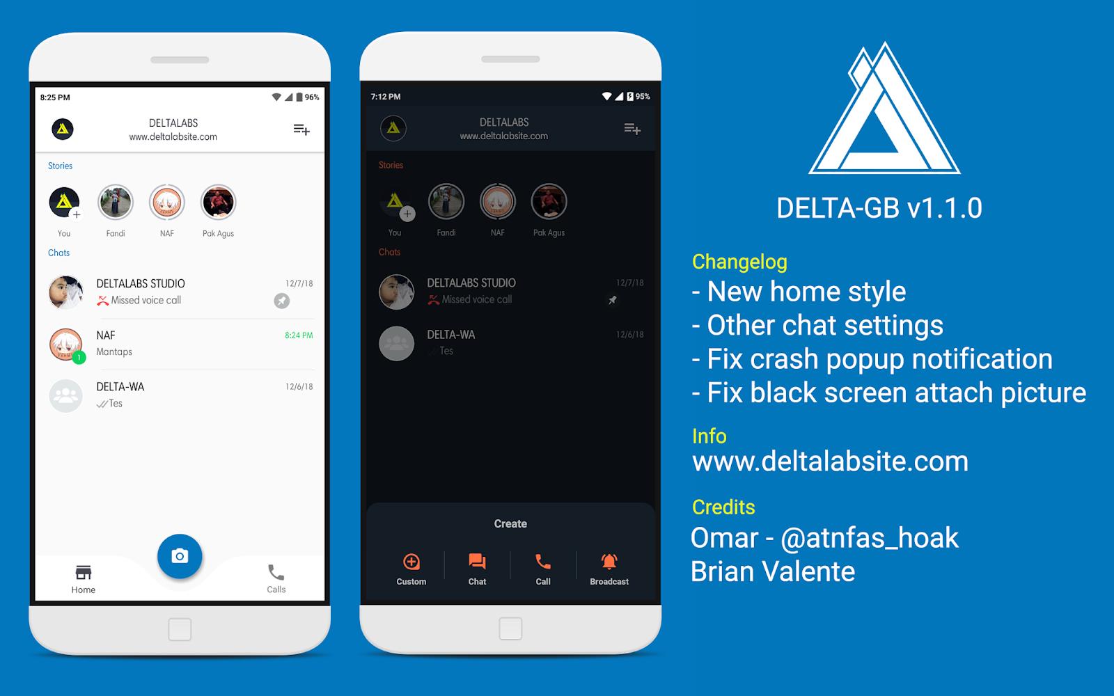 download delta gb whatsapp terbaru 2019