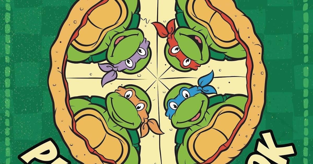 картинки черепашки ниндзя едят пиццу передав умения