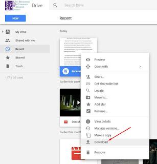 Cara Mudah Memindahkan File Data Dari iPhone ke Komputer/Laptop Menggunakan Google Drive