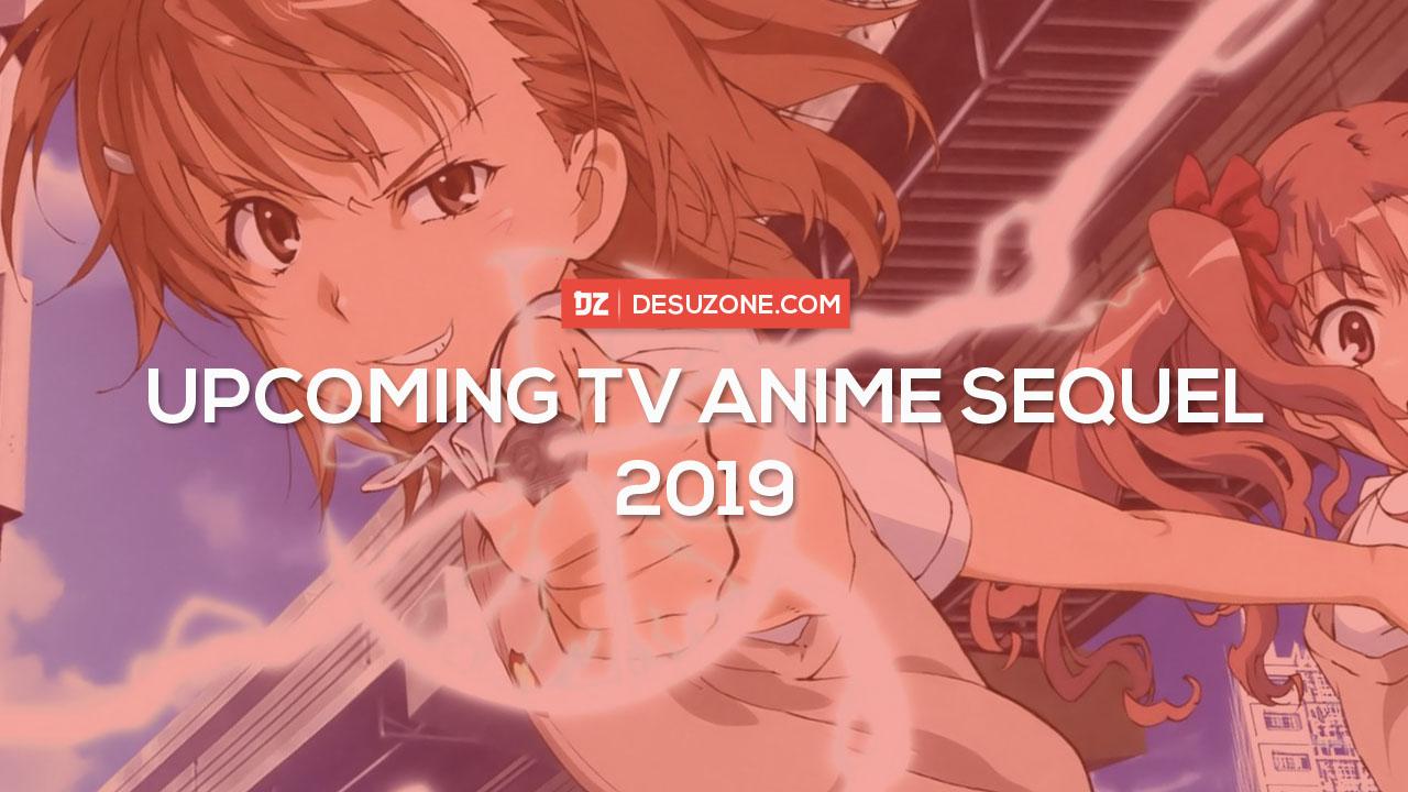 anime sequels 2019