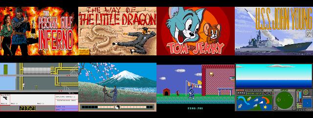 FRGCB - Finnish Retro Game Comparison Blog: SPECIAL: A Brief