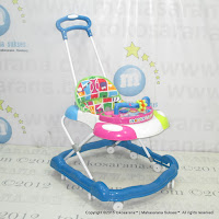 Royal RY838 Safari Baby Walker