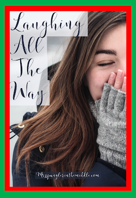 Read some funny Christmas stories and get some great teaching ideas for the holiday season in your middle school classroom!  #Christmas #teaching