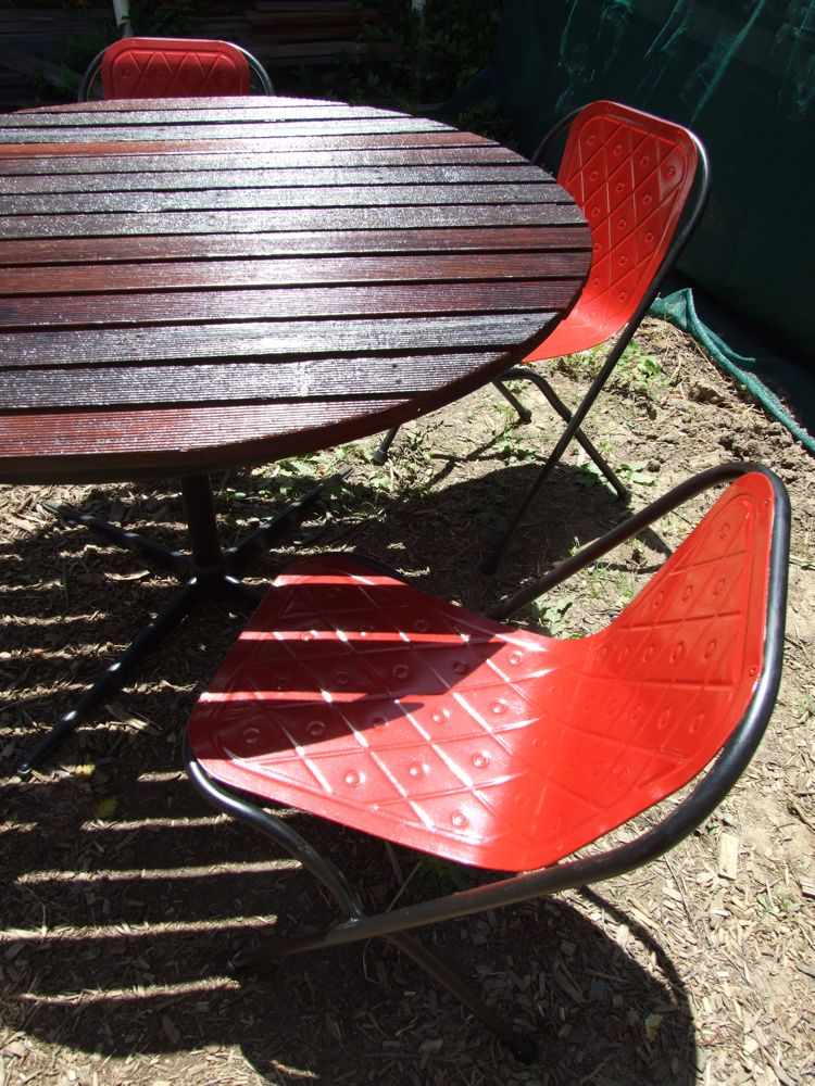 Bringing Outdoor Furniture Back From The Dead