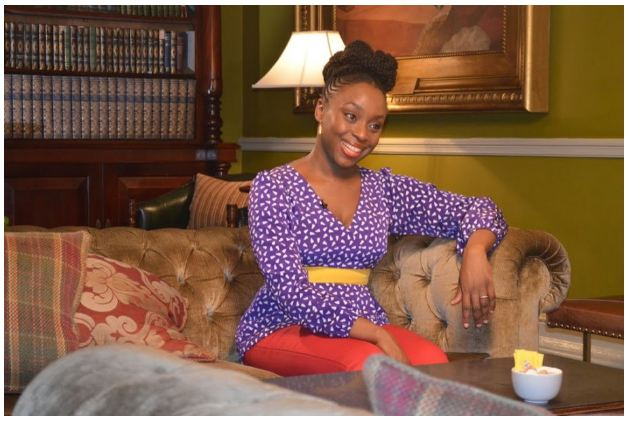 Chimamanda Adichie Elected Into US Academy Of Arts And Science