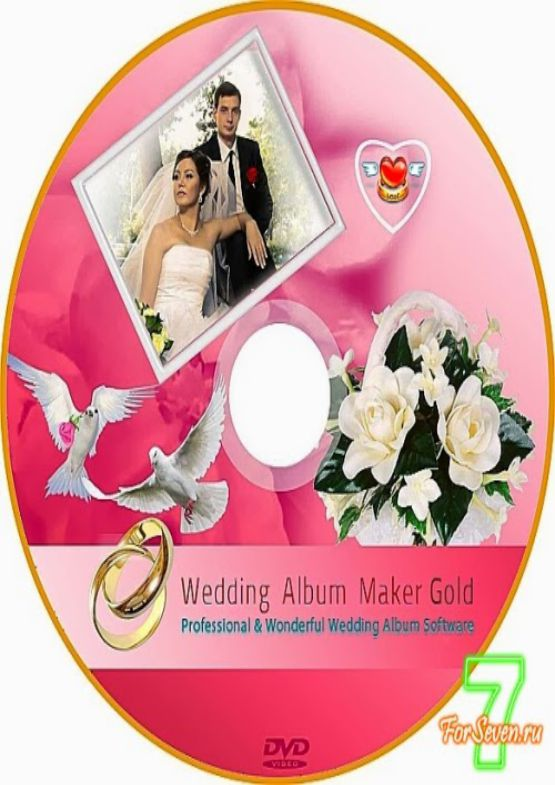 Download Wedding Album Maker Gold for PC free full version