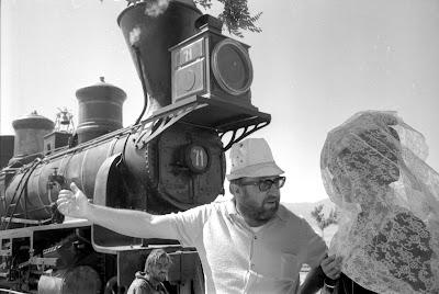 Sergio Leone, Italian filmmaker