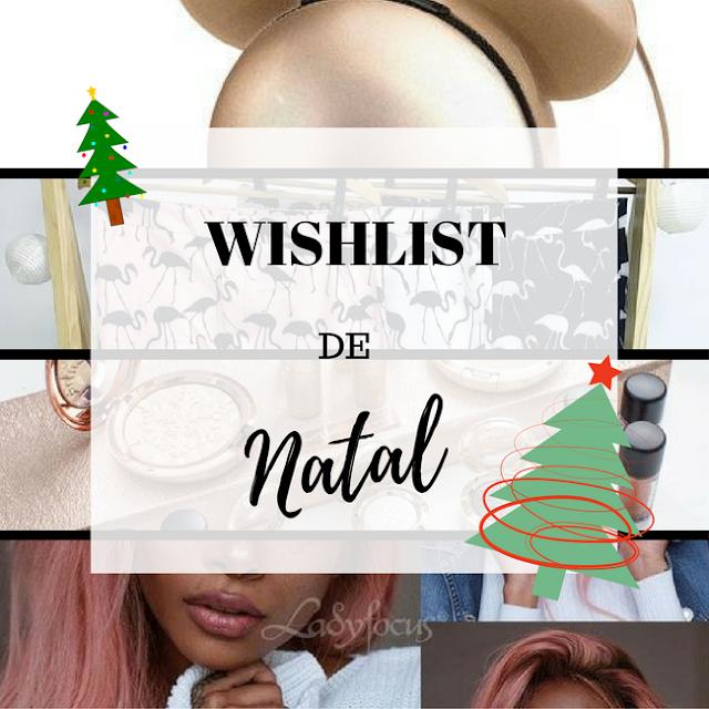 Capa: Wishlist de Natal