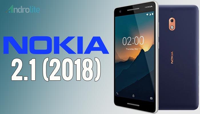 Harga Nokia 2.1
