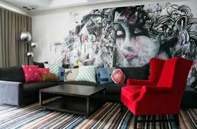 Arte y decoración de interiores
