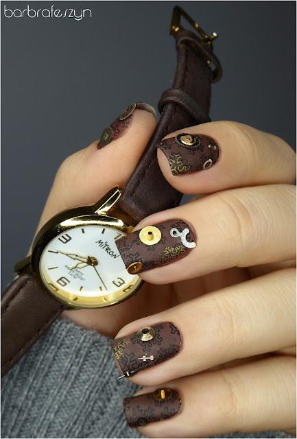 techniczne paznokcie