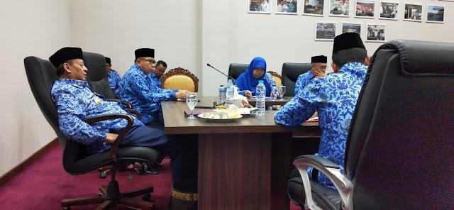 Gubernur Banten: TAPD Percepat Progres Program Pembangunan