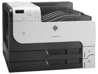 Download HP LaserJet 700 Printer M712dn drivers