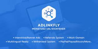 سكربت Adlinkfly مجانا تحميل سكريبت adlinkfly-5.3.0 احدث اصدار لموقع اختصار الروابط.