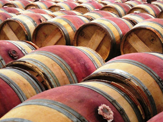 wine making grapes
