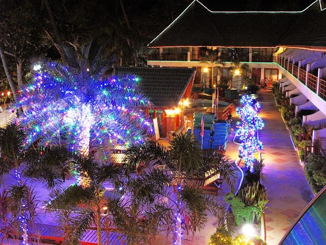 nyår på Koh Chang