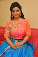 Nithya Shetty in Orange Choli at Kalamandir Foundation 7th anniversary Celebrations ~  Actress Galleries 099.JPG