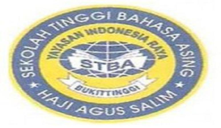 PENERIMAAN MAHASISWA BARU (STBA-HAS) 2018-2019 SEKOLAH TINGGI BAHASA ASING HAJI AGUS SALIM