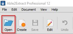 طريقة تحويل ملفات pdf   الى Microsoft Word