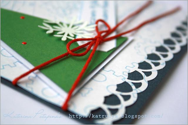 открытка елка, новогодняя открытка оптом, киев, офисная открытка