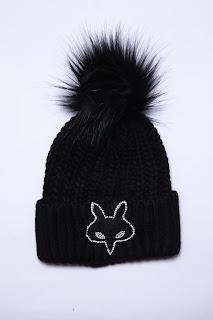 siyah bere Black Fox satın al paper faces n11.com