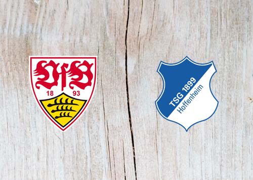 Stuttgart vs Hoffenheim - Highlights 16 March 2019