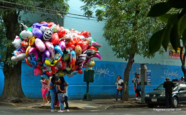 Cidade do México, bairro de Coyoacán