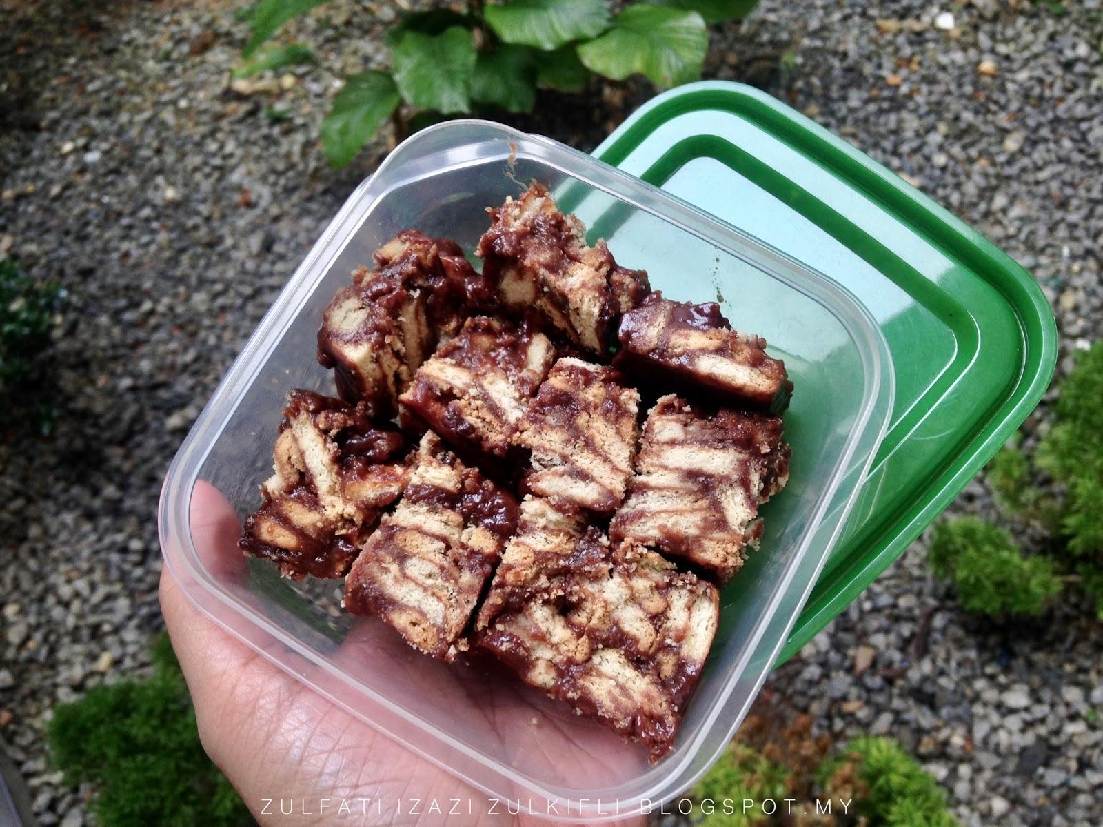 Resepi Kek Batik Mudah Dan Rangup The Daily Jaji