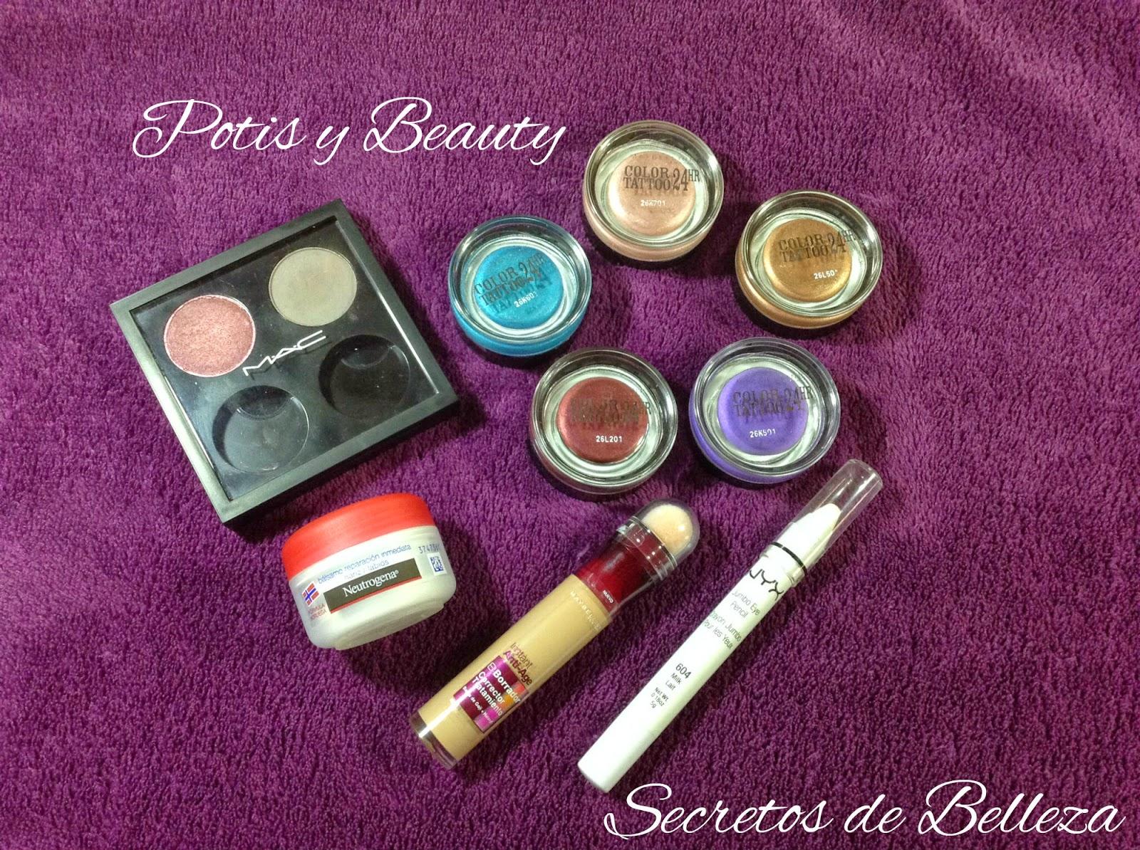 Compras Secretos de Belleza! El Corte Ingles