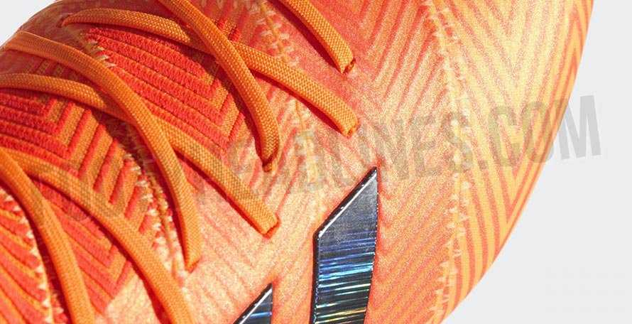 f4c310e7a912 Adidas' 2018 World Cup collection will be called the Energy Mode pack. It  includes this orange Nemeziz 18, an all-green Nemeziz Messi 18, a yellow  Predator ...