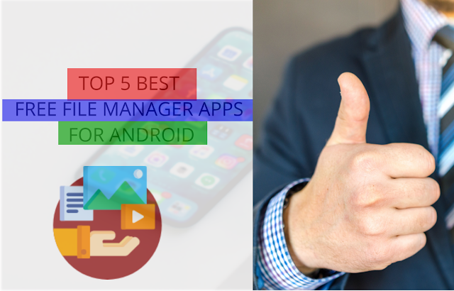 best free file manager apps for android, file explorer apps for android