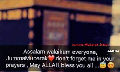 Best of Jumma Mubarak Status Collection