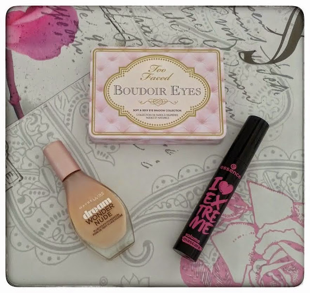 ♥ TAG : Quelle beauty addict es-tu ? ♥ Too Faced Gemey Maybelline Essence