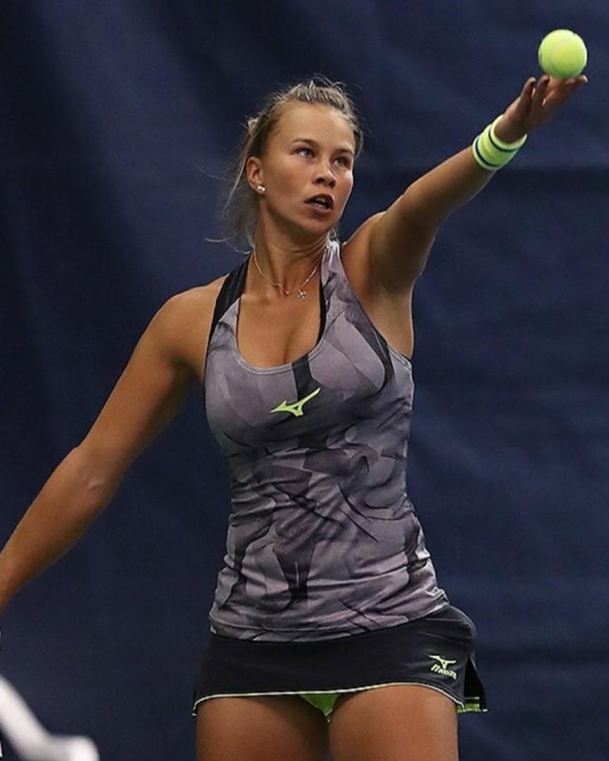 Wta: WTA Hotties: 2017 Hot-100: #61 Valeria Savinykh