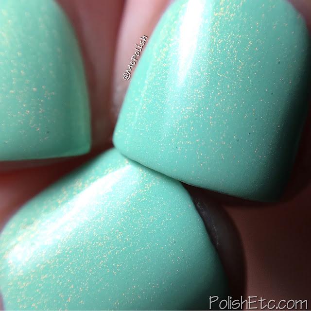 Takko Lacquer - Opal Dust - McPolish