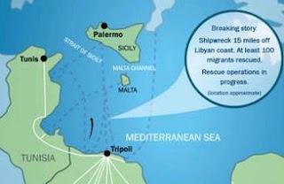 western Libya coast