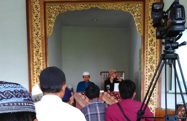 Tak Ada Aturan yang Menyebut Kajian Islam Harus Izin