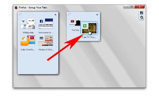 Firefox Tab Sharing