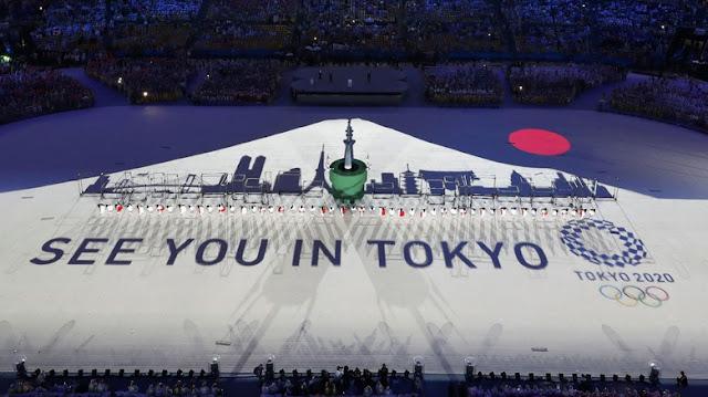 Ramalan Tsunami Menghantui Olimpiade Tokyo 2020?