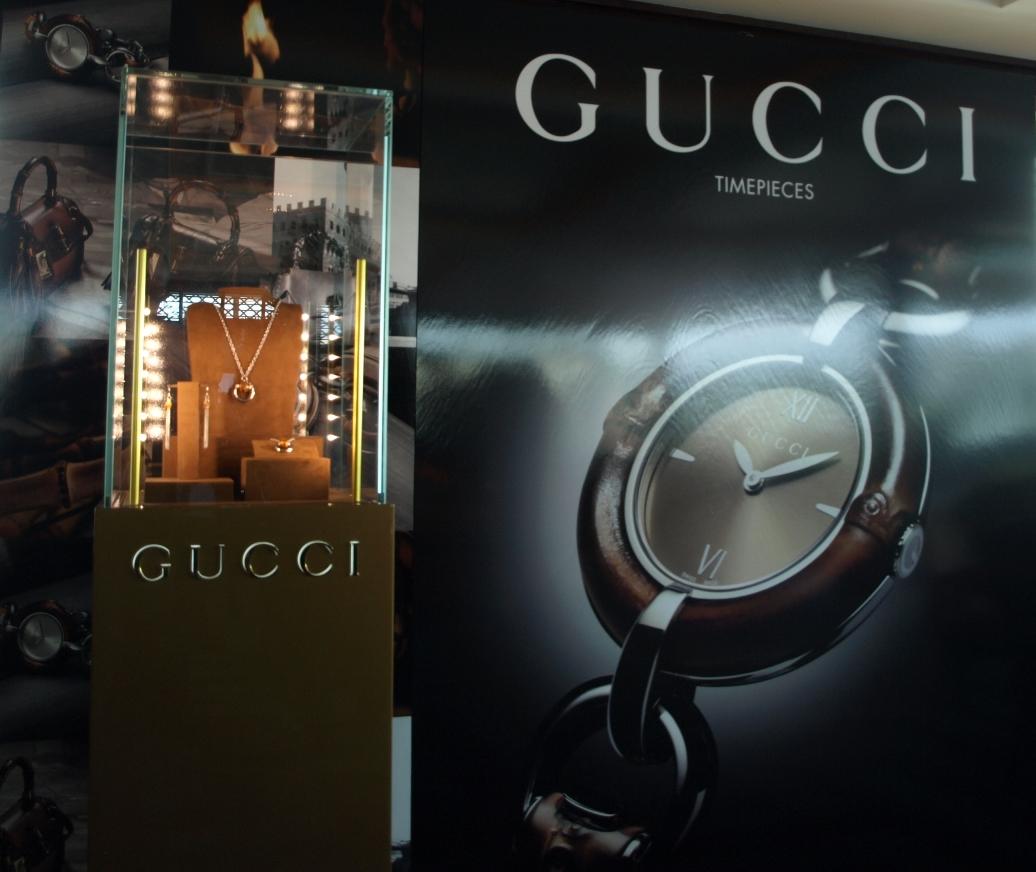 0695d0e3a47 Gucci apresenta em Lisboa novidades de relógios e jóias para 2012