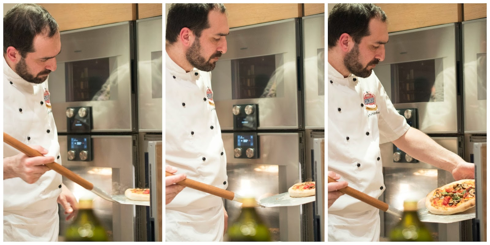 Personalised Pizza Italian Cookery School with I Just Love It