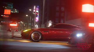 Need for Speed Payback Sports Car Wallpaper