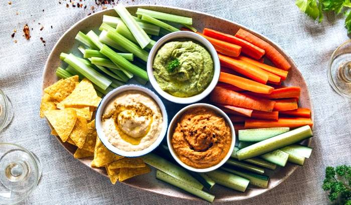salsas y pastas saludables para untar a tus alimentos