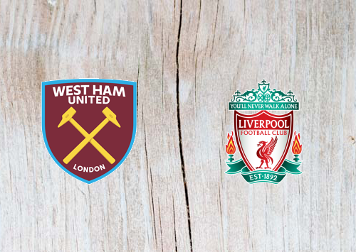 West Ham vs Liverpool Full Match & Highlights 4 February 2019