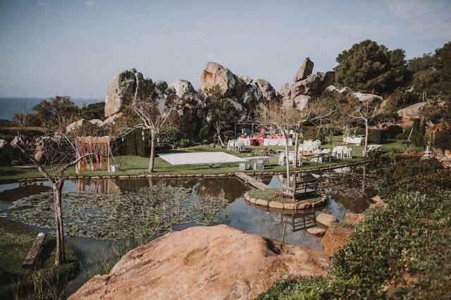 Espacios para bodas al aire libre en Cádiz