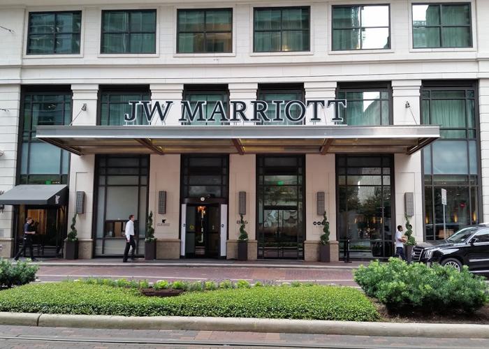 Jw marriott downtown houston 5 luxury hotel in houston for Hotel luxury houston