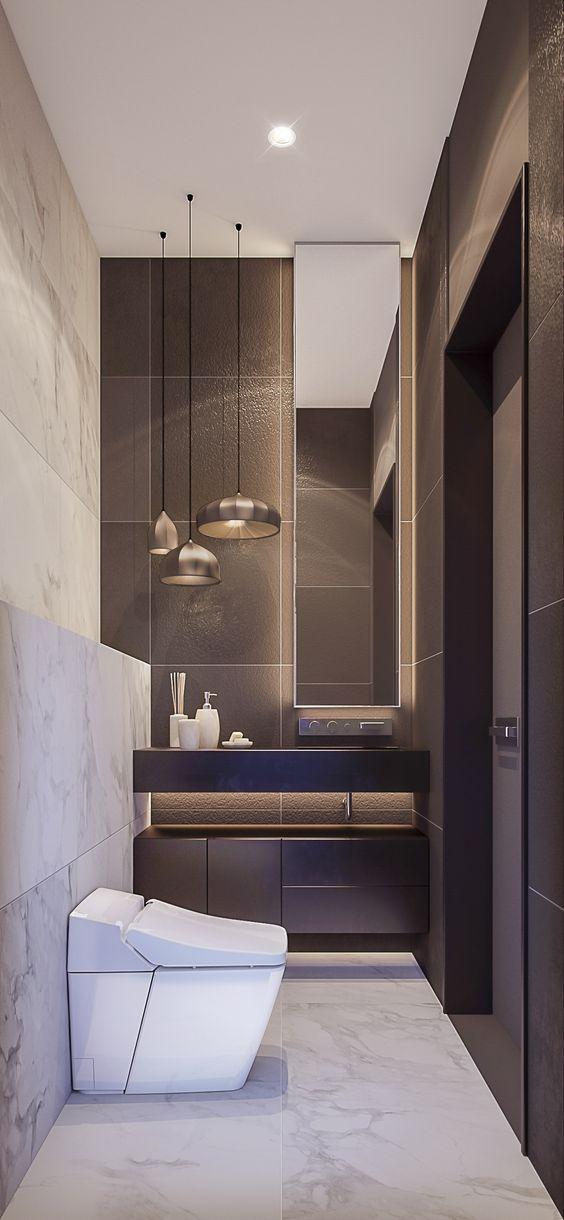 30 contemporary concept bathroom designs for small spaces
