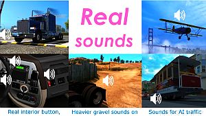 Real Sounds fixes pack v12.4