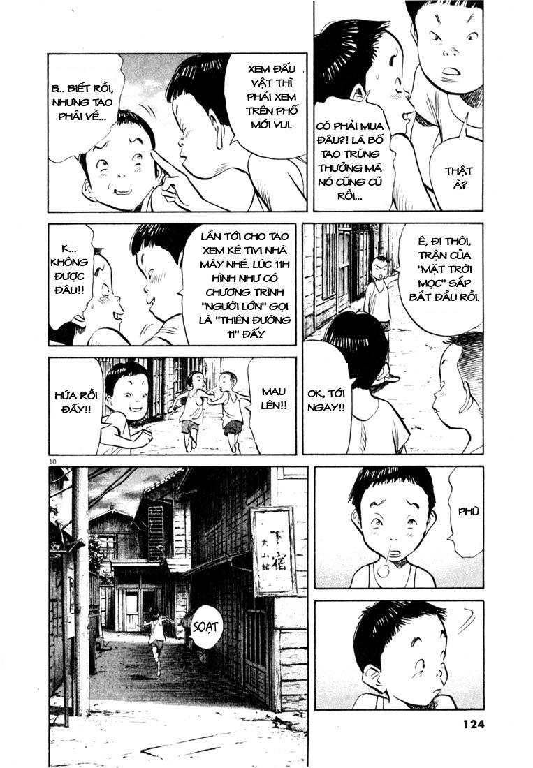 20th Century Boys chapter 177 trang 19